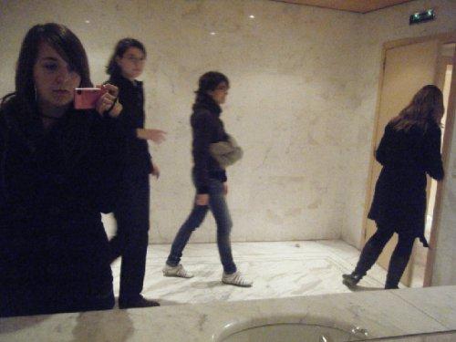 lavabos del TNC !